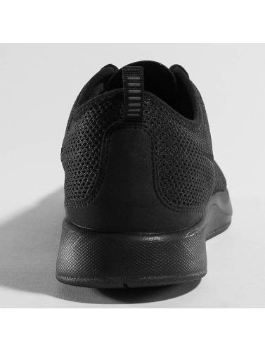 Nike Hombres Zapatillas de deporte Dualtone Racer in negro