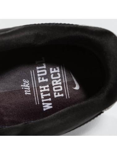 Nike Mujeres Zapatillas de deporte Air Forcce 1 07 Premium in negro