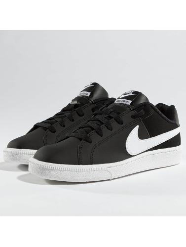 Nike Mujeres Zapatillas de deporte Court Royale in negro