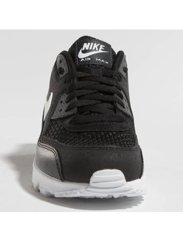 Nike Mujeres Zapatillas de deporte Air Max 90 SE in negro
