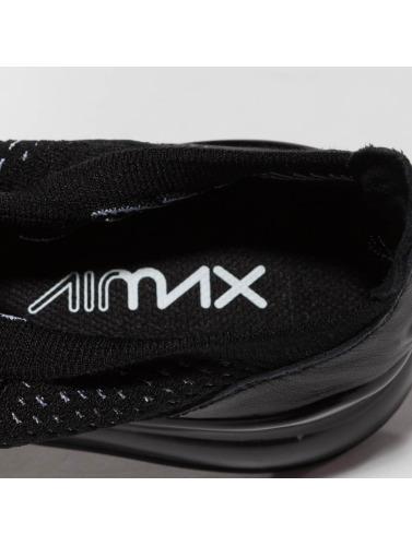 Nike Mujeres Zapatillas de deporte Air Max 270 Flyknit in negro