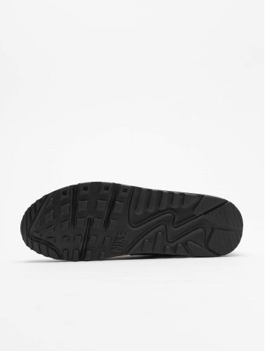 Nike Hombres Zapatillas de deporte Air Max 90 Essential in negro