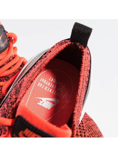 Nike Mujeres Zapatillas de deporte Air Max Thea Ultra Flyknit in rojo