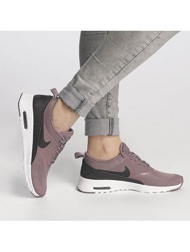 Nike Mujeres Zapatillas de deporte Air Max Thea in rojo