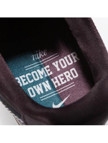 Nike Mujeres Zapatillas de deporte Air Forcce 1 07 Premium in rojo