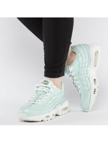 Nike Mujeres Zapatillas de deporte Air Max 95 Premium in turquesa