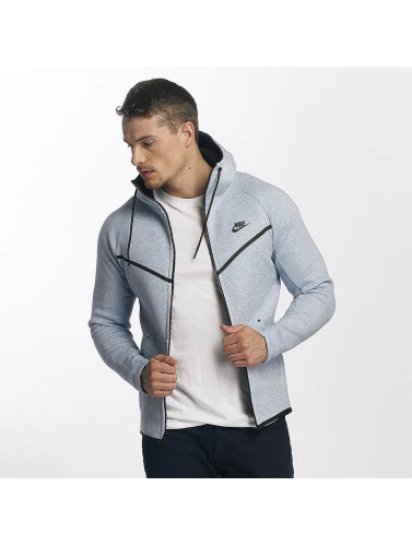 Nike Herren Zip Hoodie Windrunner in grau