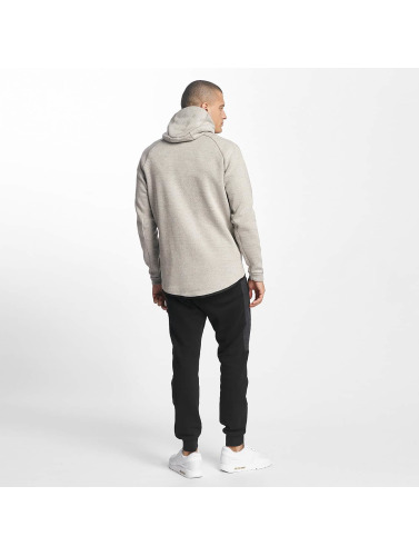 Nike Herren Zip Hoodie Sportswear Tech Fleece in grau