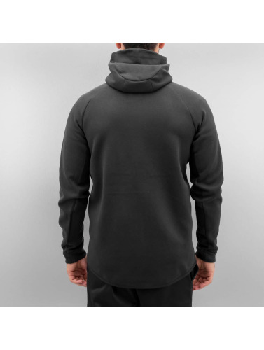 Nike Herren Zip Hoodie Sportswear Tech Fleece in schwarz