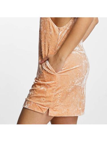 Nikita Damen Kleid Fauna in orange