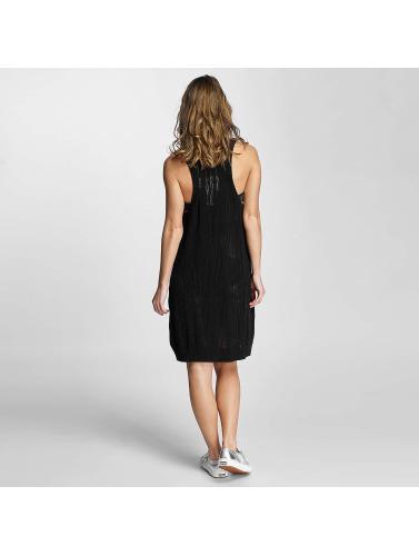 Nikita Damen Kleid Kvinna in schwarz