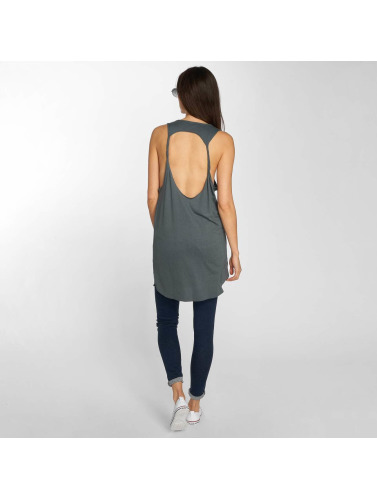 Nikita Mujeres Tank Tops Quill in gris