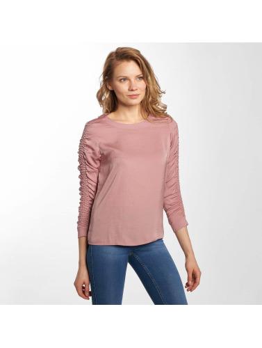 Noisy May Damen Bluse nmFast in rosa