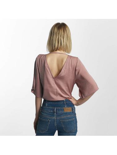 Noisy May Mujeres Body Fast 2/4 Sleeve in rosa
