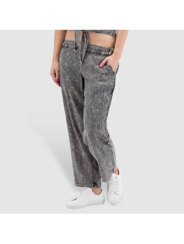 Noisy May Damen Chino nmMaple in grau