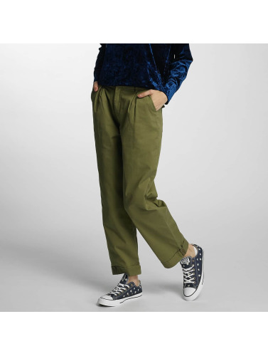 Noisy May Damen Chino nmCannon in olive
