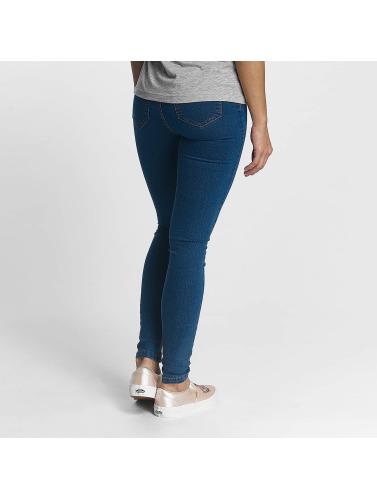 Noisy May Damen High Waist Jeans nmGreat Lexi in blau