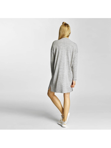 Noisy May Damen Kleid nmWinnie in grau