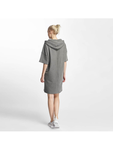 Noisy May Damen Kleid nmWillow 3/4 Above Knee in grau