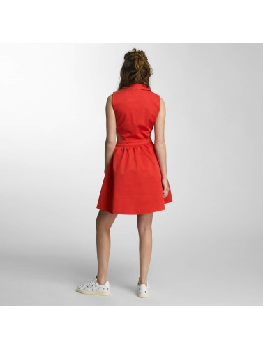 Noisy May Damen Kleid NMPeaches Cut Out in rot
