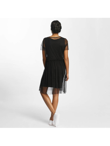 Noisy May Damen Kleid nmThea Above Knee in schwarz