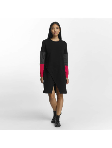 Noisy May Damen Kleid nmWinner in schwarz