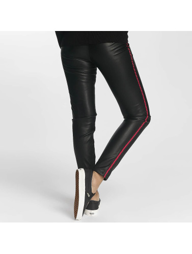 Noisy May Damen Legging nmDemi in schwarz