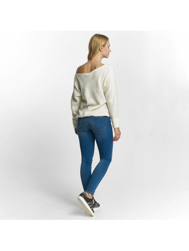 Noisy May Damen Slim Fit Jeans nmLucy in blau