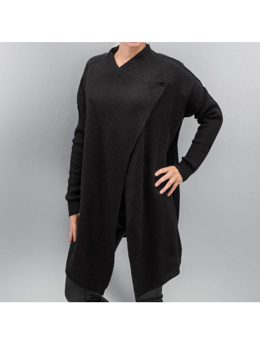 Noisy May Damen Strickjacke nmShake in schwarz