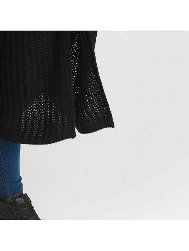 Noisy May Damen Strickjacke nmChung in schwarz