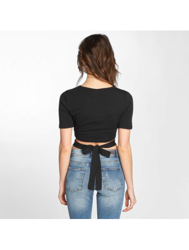 Noisy May Damen T-Shirt nmLaila in schwarz