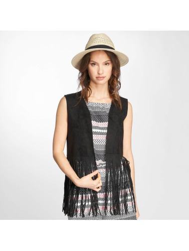 Noisy May Ladies Vest In Black Sophie