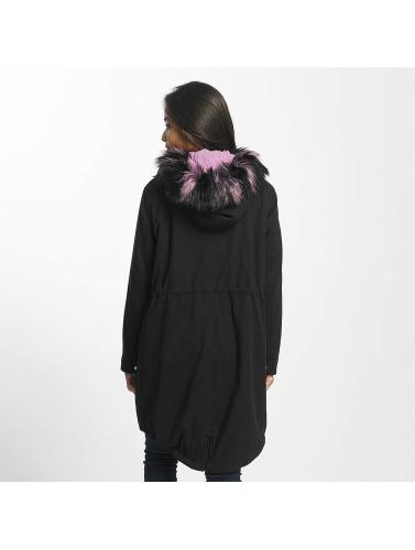 Noisy May Damen Winterjacke nmStation in schwarz