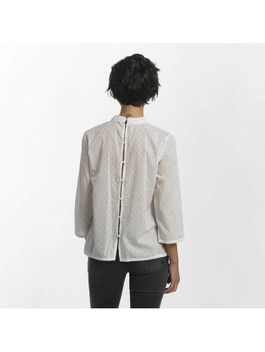 Nümph Mujeres Blusa / Túnica Alise in blanco