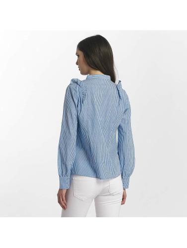 Rabatt Offizielle Seite Original-Verkauf Online Nümph Damen Bluse Arzilla in blau Billig Verkaufen Billig Neue Stile SOX01TYbR