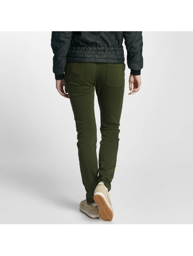 Nümph Damen Chino New Lena in grün