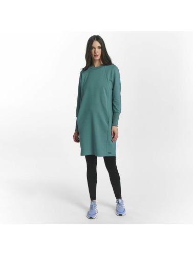 Nümph Damen Kleid Averil in grün