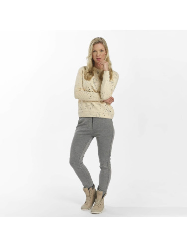 Nümph Damen Pullover Adley in beige