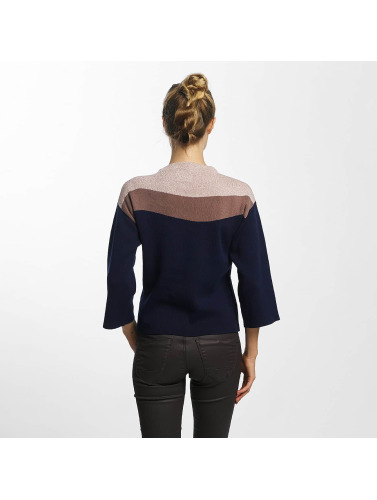 Nümph Damen Pullover Jatoba in blau