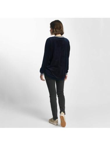 Nümph Damen Pullover Nicola in blau