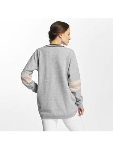 Nümph Damen Pullover Nikko in grau