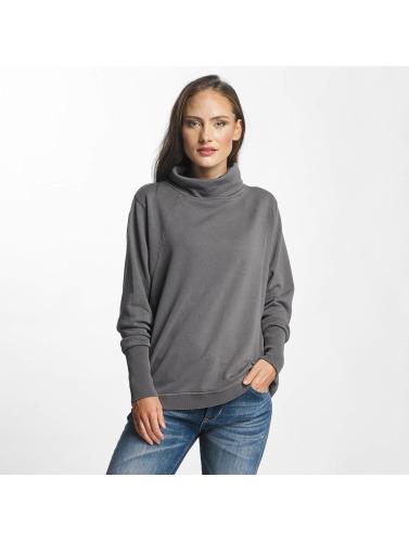 Nümph Damen Pullover Nikolassy in grau