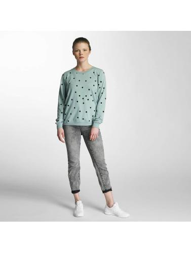 Nümph Damen Pullover Nikolisa in grün
