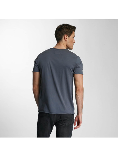 ONEILL Hombres Camiseta LM The Wolf in azul