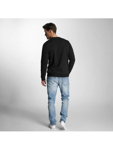 ONEILL Hombres Jersey LM ON Crew in negro