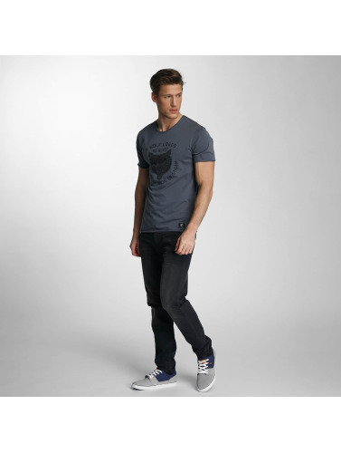 O'NEILL Herren T-Shirt LM The Wolf in blau