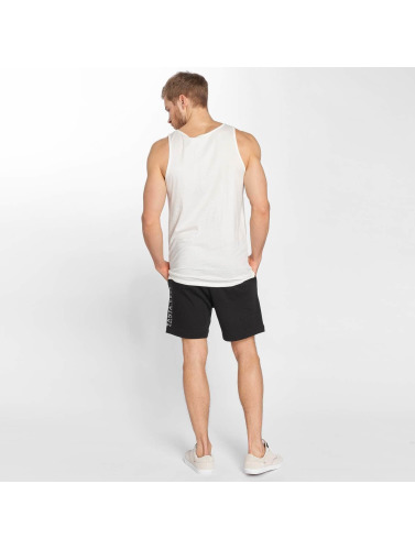 ONEILL Hombres Tank Tops Optical Illusion in blanco