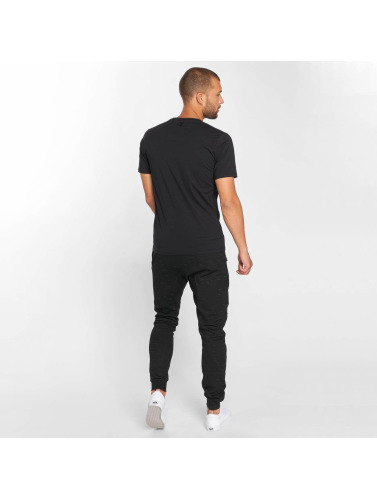 Onepiece Hombres Camiseta Shade in negro