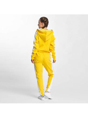 Onepiece Jumpsuit Racer in gelb Manchester Großer Verkauf Zum Verkauf Billig Besten Rabatt Neueste Billiges Outlet-Store 9rieyf0su
