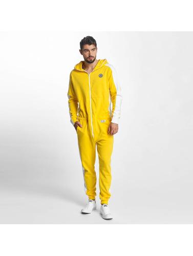 Onepiece Jumpsuit Racer in gelb